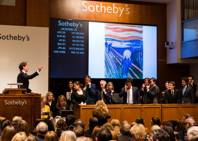 Tobias Meyer, Photo Sotheby's