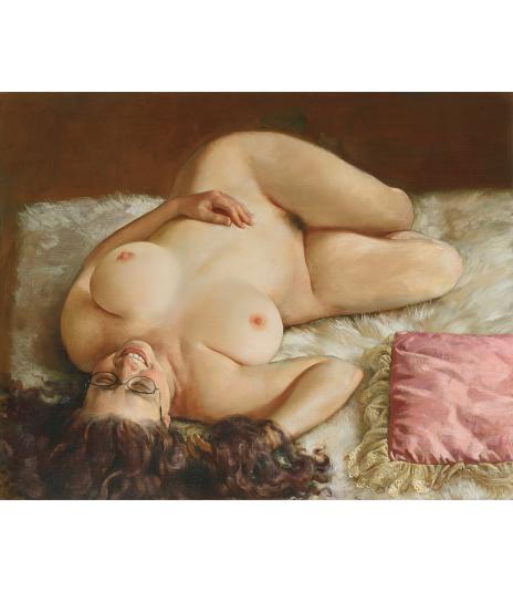 John Currin - Amanda