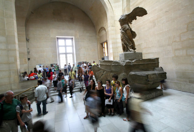 Victory of Samothrace, Art Market Talks
