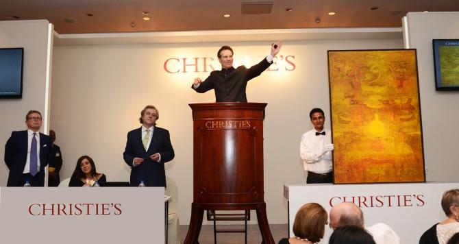 auction shot