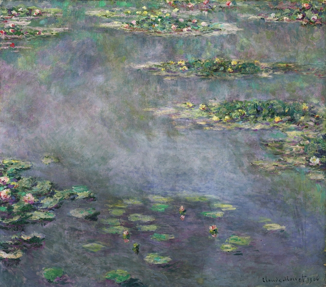 Monet, Nympheas, Sotheby's